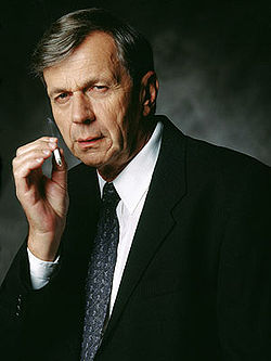 The X-Files' William B. Davis supports A Voice for Lil Olive